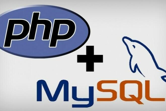 создам скрипт на PHP 1 - kwork.ru