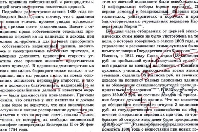 отредактирую текст любой сложности 1 - kwork.ru
