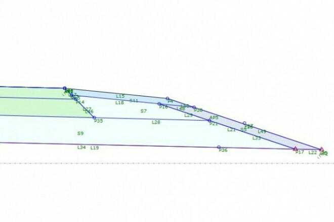Построю конструкцию дорогиИнжиниринг<br>Смоделирую поперечное сечение автодороги для программы AutoCAD Civil 3D. За 1 кворк сделаю конструкцию в несколько слоев, обочины, выход на рельеф как насыпь или выемка с кюветом. Отдам как *.pkt или *.dwg(если нужен типовой поперечный профиль). При небольшой сложности выполню раньше срока. Если требуется более сложная конструкция, укажите кол-во дополнительных конструктивных элементов.<br>
