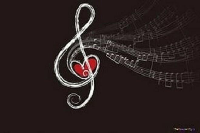 Сочиню для вас музыкуМузыка и песни<br>Сочиню для вас музыку,запоминающаяся мелодия гарантирована))) Результат в виде нот! За доп.плату сочиню текст))<br>