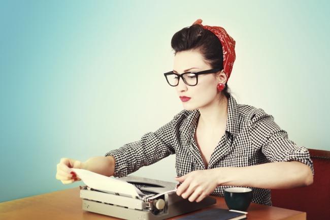 Напишу тексты, на заданную вами тематику 1 - kwork.ru