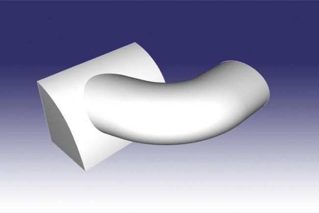Переведу файл из STL, OBJ в STEP, IGES или другой CADовский форматФлеш и 3D-графика<br>Иногда для передачи изделия в производство , создания оснастки, чертежей изделия, конечно-элементного анализа, возникает необходимость в преобразовании объекта из полигональной формы, сделанной дизайнером в 3Д Максе, Майя, Блендере, Скетчапе, Зибраше (STL/OBJ/PLY/3DS/blend/SKP/ZTL) в форматы машиностроительного производства (CAD/CAM/CAE) поверхности, твердое Тело. Обычно это форматы обмена STEP/IGES/Parasolid/ACIS/sldprt. В преобразование объекта простой геометрической формы входит быстрое преобразование простых элементарных геометрических форм. (как на рис. 1 и 2) В преобразование стандартного объекта входит преобразование промышленных или органических форм со средней степенью сложности. (как на рис. 3 и 4) В преобразование сложного объекта входит преобразование сложных промышленных форм с улучшенной детализацией. (как на рис. 5 и 6) Создание полого объекта (оболочки) заданной толщины = двум преобразованиям (внутренняя и внешняя поверхность оболочки) Форматы ввода - STL, OBJ, PLY, DWG, SKP, blend, любой другой формат полигональной сетки / точечного облака Форматы вывода - STEP, IGES, Parasolid (X_t / X_b), ACIS (SAT), любой другой формат CAD / поверхность / твердое тело<br>