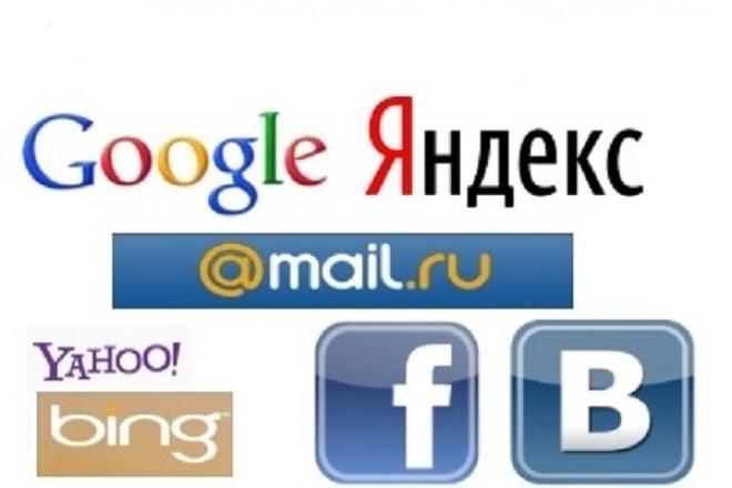 Могу сделать за вас 100 почтовых ящиков 1 - kwork.ru