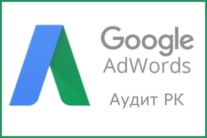 Аудит рекламных кампаний в Google AdWords 1 - kwork.ru