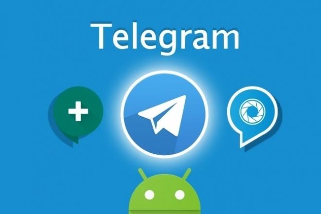 Telegram - Пользователи 200 подписчиковПродвижение в социальных сетях<br>Telegram - Пользователи Мы приведём на ваш канал 200 подписчиков , отписка от 10% У Вас есть аккаунт Telegram, но Вы не популярны ? Мы исправим положение. Весь процесс делается живыми людьми со всего мира, из своих аккаунтов. Скорость быстрая, 200 до 500 подписчиков в сутки. За один Кворк вы получаете 200 подписчиков на ваш канал. ____________________________________________________________________ Отписка от 10% Срок выполнения от 24 -48 часов !<br>