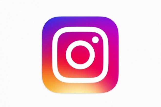Привлеку 200 целевых подписчиков в Instagram 1 - kwork.ru