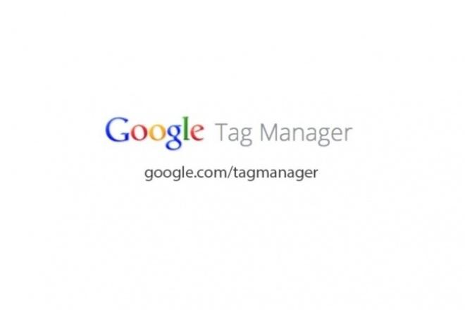 Установка Google Tag Manager 1 - kwork.ru