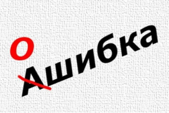 Отредактирую текст любой тематики 2 - kwork.ru