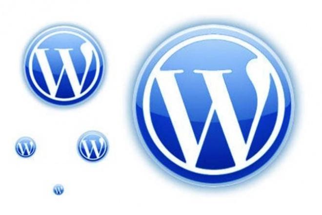Установка и настройка WordPress  и плагинов 1 - kwork.ru