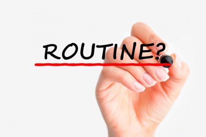 Персональный помощникПерсональный помощник<br>Выполню за вас рутинную работу. Excel, Word, соберу нужную информацию. Выполню также другую работу, предложенную вами. 1 кворк - 4 часа. Время можно использовать в течение нескольких дней.<br>