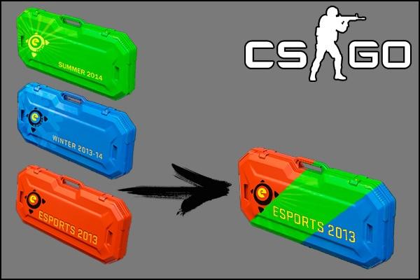 Кейсы для Сайтов по розыгрышу CS-GO 1 - kwork.ru