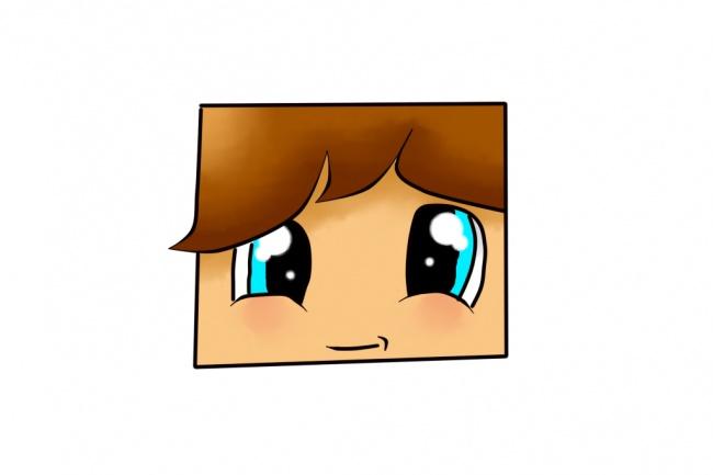 рисую аватарки на Youtube 1 - kwork.ru