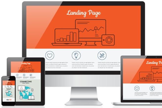 Сделаю Landing PageСайт под ключ<br>Сделаю лендинг по Вашим критериям или с выбранного Вами в сети образца или копию с Вашими данными (вся работа - ручная). Объём страницы- 4 блока.<br>