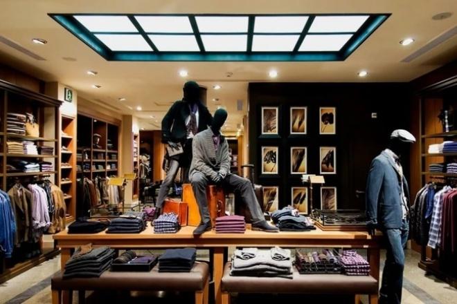 Разработаю Бизнес-план магазина мужской одежды 1 - kwork.ru