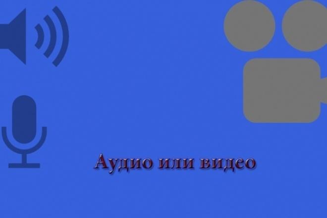 Перевод из аудио, видео в текстНабор текста<br>Здравствуйте. Перевод из аудио(видео) в текст. Записи только на русском языке! Грамотно и быстро перепечатаю текст.<br>