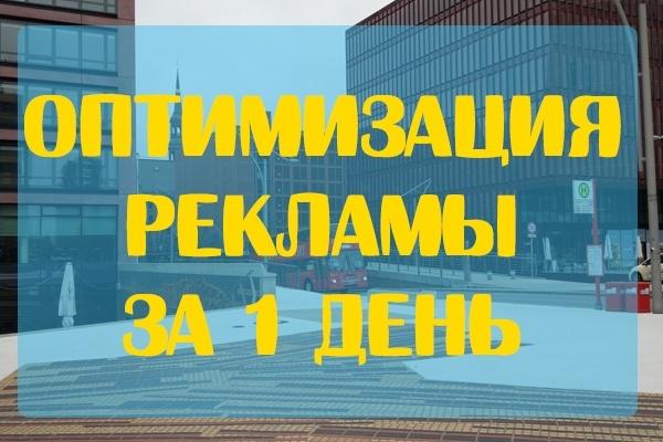 Аудит Я. Директ 1 - kwork.ru