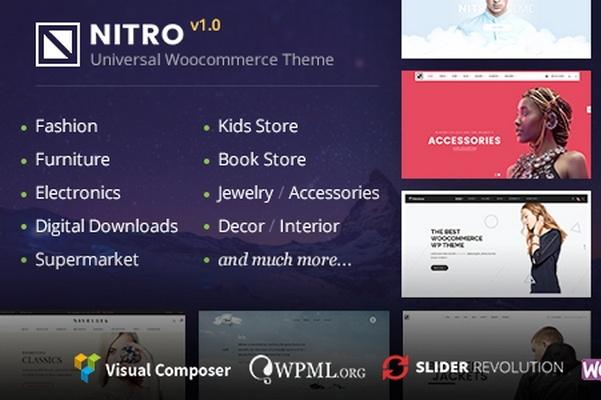 Установлю и настрою премиум WordPress тему Nitro экономия 275USDАдминистрирование и настройка<br>Огромное количество вариантов дизайна Наиболее удобные плагины для настройки и разработки Вашего сайта или интернет-магазина Оптимизирована под поисковики<br>