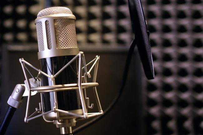 Озвучка и аудиозапись 1 - kwork.ru