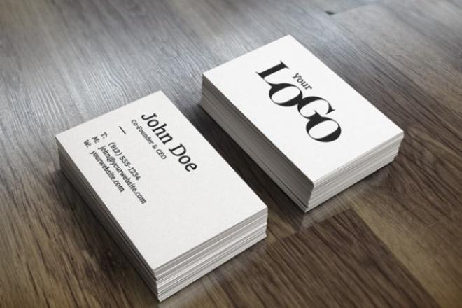 Сделаю визиткуВизитки<br>Быстро сделаю современную визитку с красивыми шрифтами. Опыт работы в сфере дизайна полиграфии больше 1,5 года. Если заказчик из Украины, могу организовать печать продукции со своим дизайном с большими скидками. Обращайтесь!<br>