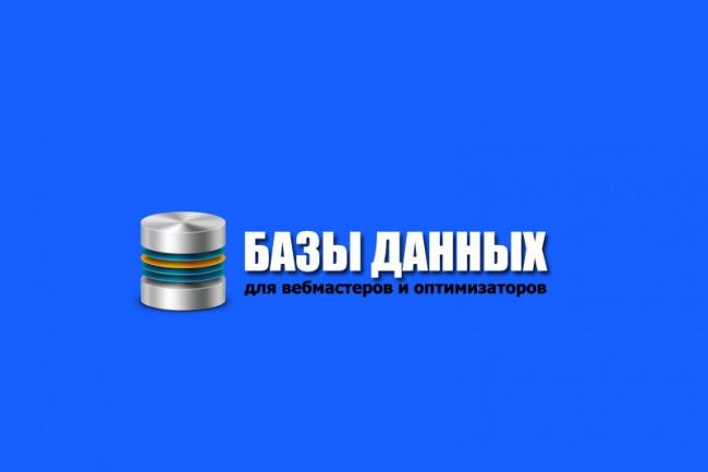 Готовая база ключевых слов Google и Яндекс по разным тематикам 1 - kwork.ru