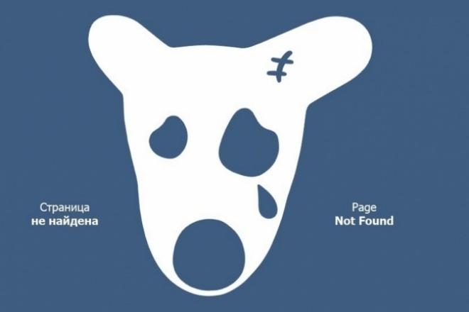 Почищу группу ВК от собачекПродвижение в социальных сетях<br>Почищу Ваше сообщество ВКонтакте от заблокированных пользователей - временных или вечных. Безопасность гарантирую!<br>