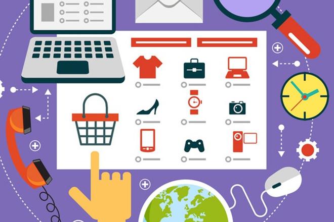 Сделаю карточки товаров для интернет-магазинаНаполнение контентом<br>В 1 кворк (50 позиций) входят: - Название товара; - Описание товара ; - Фото товара ; - Цена и артикул (если есть);<br>