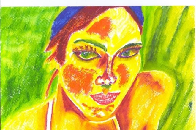 Напишу портрет по фотоИллюстрации и рисунки<br>Напишу портрет по фото в формате А3 Рисую карандашом.Стоимость равна одному кворку т.е. 500 р. Хороший подарок любимой девушке или мужчине.<br>