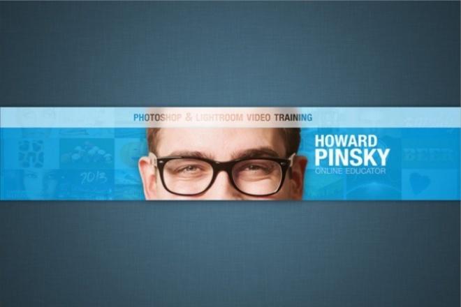 Продающее оформление YouTube канала. Подчеркните свою индивидуальность 1 - kwork.ru
