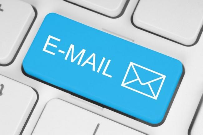 Ручная отправка 100 писем на email или форму обратной связиE-mail маркетинг<br>Отправлю письмо (100 шт.) с информацией о предложении услуг/товара от лица вашей компании. Ищу на интересующих вас сайтах обратную форму или контактный емайл и отправляю им письмо с вашим предложением. Работаю по предоставленному мне списку сайтов. Если такого списка нет и предварительно нужно собрать сайты/компании для рассылки, то при заказе кворка выбираете такую опцию.<br>