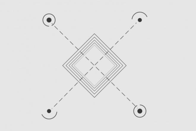 Анимирую ваш логотипИнтро и анимация логотипа<br>Добрый день дорогой заказчик! Специально для вас сделаю появление вашего логотипа по готовым шаблонам по цене всего одного кворка за один день! Также готов создать абсолютно уникальный логотип с нуля<br>