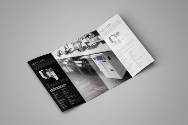 Верстка листовки или брошюрыЛистовки и брошюры<br>Лифлет (Буклет) — двухсторонний отпечатанный лист, как правило, с двумя или тремя фальцами, сложенный всевозможными способами, например: пополам, гармошкой, дельтообразно или любым другим способом, подчеркивающим индивидуальность рекламного продукта.<br>