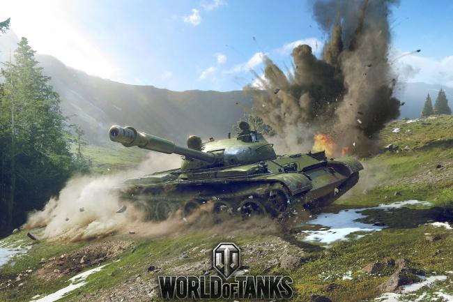Поиграю на вашем аккаунте в World of Tanks 1 - kwork.ru