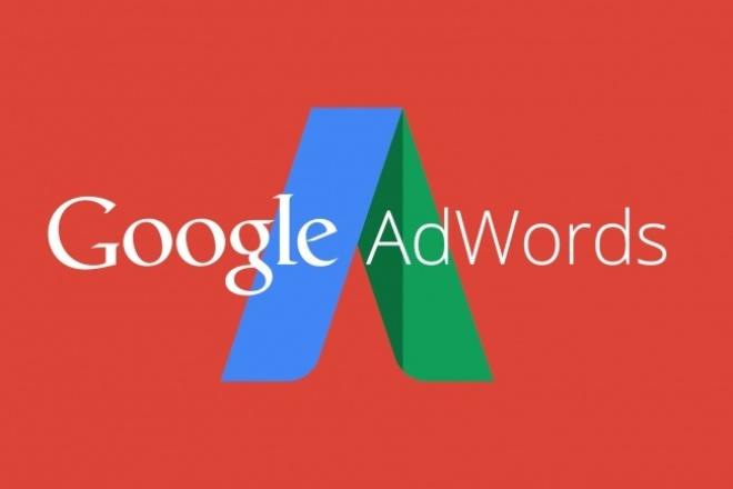 Настройка Google. Adwords 1 - kwork.ru