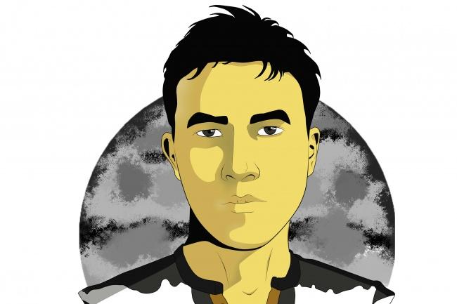 Нарисую аватарку для вашего профиля 1 - kwork.ru