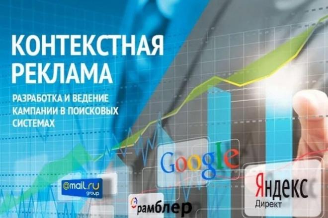Увеличу выручку за 7 дней С помощью Яндекс Директ 1 - kwork.ru