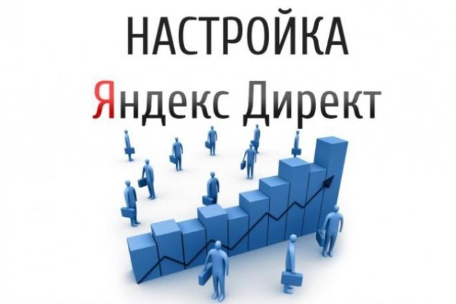 Настрою рекламную кампанию в Яндекс.Директ с разделением поиска и РСЯКонтекстная реклама<br>Реальный срок выполнения - от 1 дня! Быстро и качественно настрою Вашу рекламную кампанию в Яндекс.Директ с разделением поиска и РСЯ! Работа строится следующим образом: Изучение Ваших конкурентов из Яндекс.Директ Подготовлка семантического ядра в виде mind-карты Парсинг запросов вплоть до частотности 1 запрос/месяц Подготовка списка минус-слов Написание объявлений - заголовок и текст (для поиска всегда делаю по-принципу 1 ключ = 1 объявление, для РСЯ все индивидуально) Настройка быстрых ссылок Настройка UTM-меток для аналитики Загрузка кампании в Яндекс.Директ Выбор стратегии и запуск кампании Могу собрать 10к+ реальных и рабочих ключевых запросов. Наличие объемного семантического ядра более выгодно с точки зрения затрат на дальнейшее ведение рекламной кампании, поэтому всегда стараюсь собрать максимальное количество низкочастотных запросов. которые имеют самую минимальную стоимость клика. В итоге Вы получите много дешевого целевого трафика на ваш сайт! Дополнительные услуги: Установка кода Яндекс.Метрики на ваш сайт Настройка целей в Яндекс.Метрике Настройка ретаргетинга Продвинутая кампания РСЯ Поддержка кампании в течении 1 недели Перед подачей задания, прошу сперва обсудить детали с использованием личных сообщений! P.S.: ЗА запрещенные В Яндекс.Директ тематики НЕ берусь!<br>