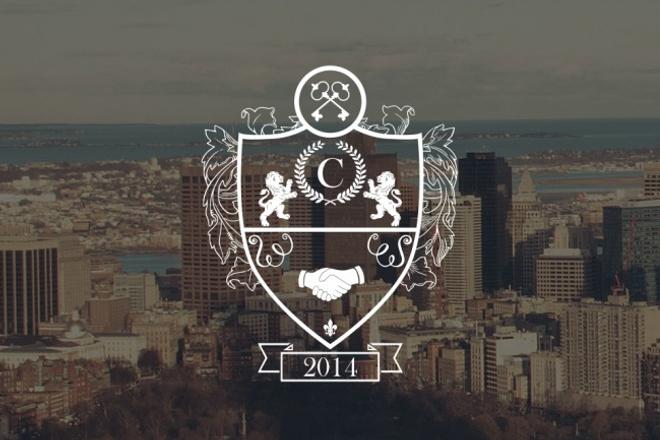 Разработаю запоминающийся логотип в ретро или винтажном стиле 1 - kwork.ru