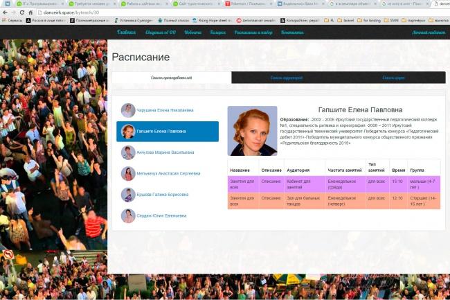 сделаю адаптивный дизайн 1 - kwork.ru