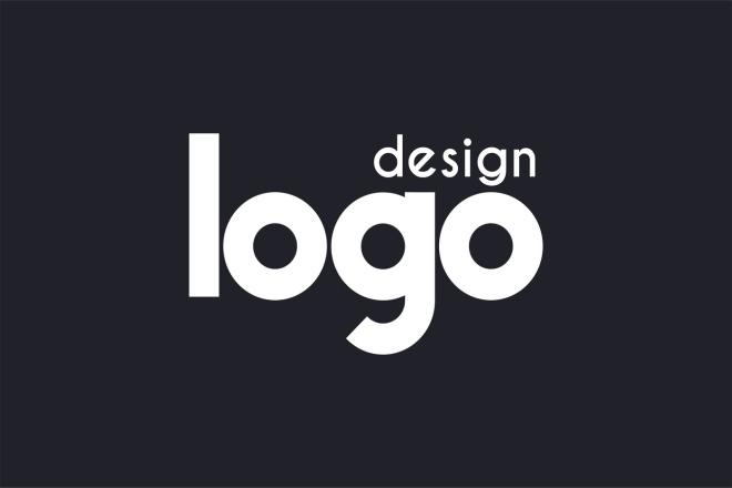 Создам стильный дизайн логотипа + исходники 8 - kwork.ru