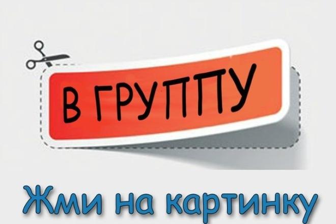 Добавлю 500 подписчиков в группу или паблик Вконтакте 1 - kwork.ru