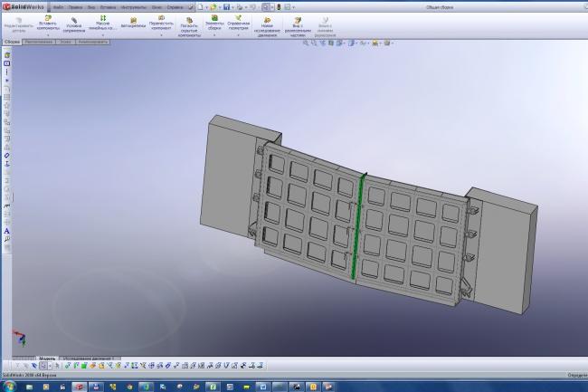 Создам 3D модели в  SolidWorks, Kompas 3D 1 - kwork.ru