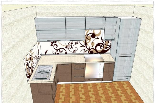 Эскиз любой корпусной мебели, деталировка, раскройМебель и дизайн интерьера<br>Нарисую эскиз любой корпусной мебели, кухню, шкаф-купе и др. (в PRO100) по вашим размерам и цветам. В кворке эскиз, деталировка, карта раскроя одного комплекта мебели. Проработка картинок дизайнеров, адаптация их к реальному производству. Вам останется только распечатать и отнести это все на пункт раскроя, после этого можно будет собрать вашу мебель.<br>
