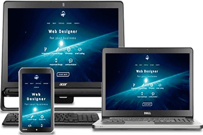 Мобильная версия сайтаВерстка и фронтэнд<br>Адаптирую ваш сайт (как одну страницу, так и полностью весь сайт) под все разрешения экранов (планшеты, телефоны, смартфоны). Корректное отображение всех элементов страницы на вышеперечисленных устройствах гарантирую!<br>