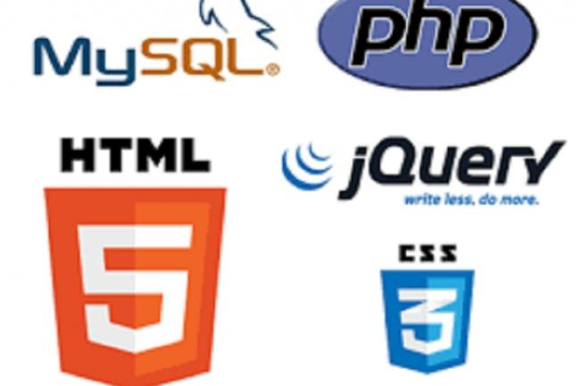 Программирование для CMS WordpressДоработка сайтов<br>Выполняем следующие виды работы для CMS Wordpress : Правка php кода, поиск, устранение проблем, добавление функционала. 1 kwork соответствует 30 минутам работы wp-разработчика<br>
