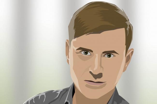 Сделаю векторное изображение по фотоОтрисовка в векторе<br>Отрисую в векторе портрет, рисунок по фото в стиле поп-арт. Вы получите исходные файлы PSD, AI. Также картинки в формате jpeg или png.<br>