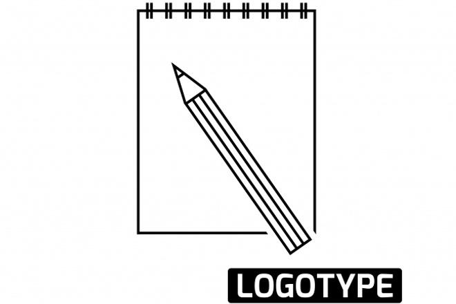 Фирменный логотип в отличных цветах 1 - kwork.ru