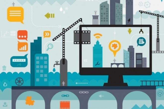 Разработаю сайтСайт под ключ<br>Разработка сайта-визитки, сайта компании или частного лица. Сайт может быть разработан с использованием CMS, при этом на этапе формирования технического задания с заказчиком обсуждаем возможные шаблоны и темы для будущего сайта, структуру, контент, навигацию и т. п. Сайт может быть выполнен в максимально упрощеннном варианте, без CMS, базы данных и т. п. Это подходит для сайтов - рекламных акций, баннеров, или же если не нужно часто менять контент.<br>