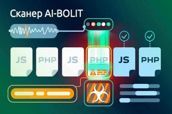 Лечение сайтов от вирусов программой ai-bolit 1 - kwork.ru