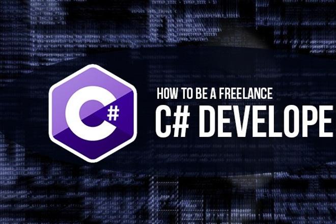 Напишу программу на C#Программы для ПК<br>Программа для ПК, обработка файлов Excel, служба Windows, многопоточное приложение, клиент веб-сервиса.<br>