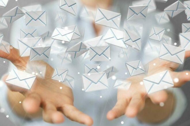 Разошлю письма на e-mail адреса по вашей базе данных 1 - kwork.ru